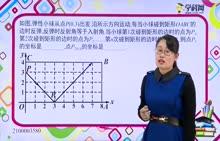 初中数学 平面直角坐标系:点的坐标的规律3-试题视频