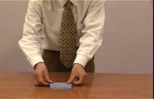 高中物理 会跳的纸片-实验演示