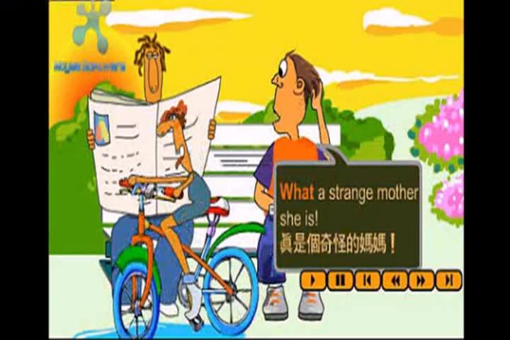 人教版 初中英语感:叹句的用法-视频微课堂