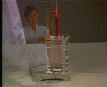 人教版物理教学素材(4)认识和使用温度计-视频素材