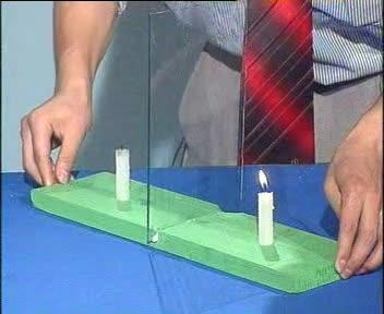 人教版物理教学素材(4)平面镜成像-视频素材