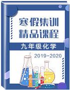 2019-2020学年九年级化学寒假集训精品课程