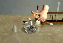 人教版 高一上册 化学 第二章 第二节  铝的两性-视频实验演示