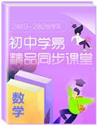 【原創精品】2019-2020學年初中數學同步精品課堂(多版本)
