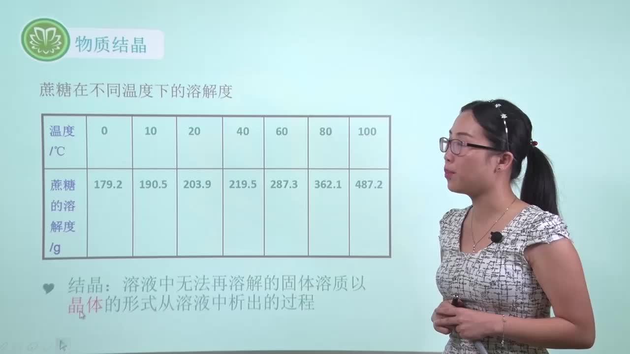 视频1.6.1物质的结晶-【慕联】初中完全同步系列浙教版科学八年级上册