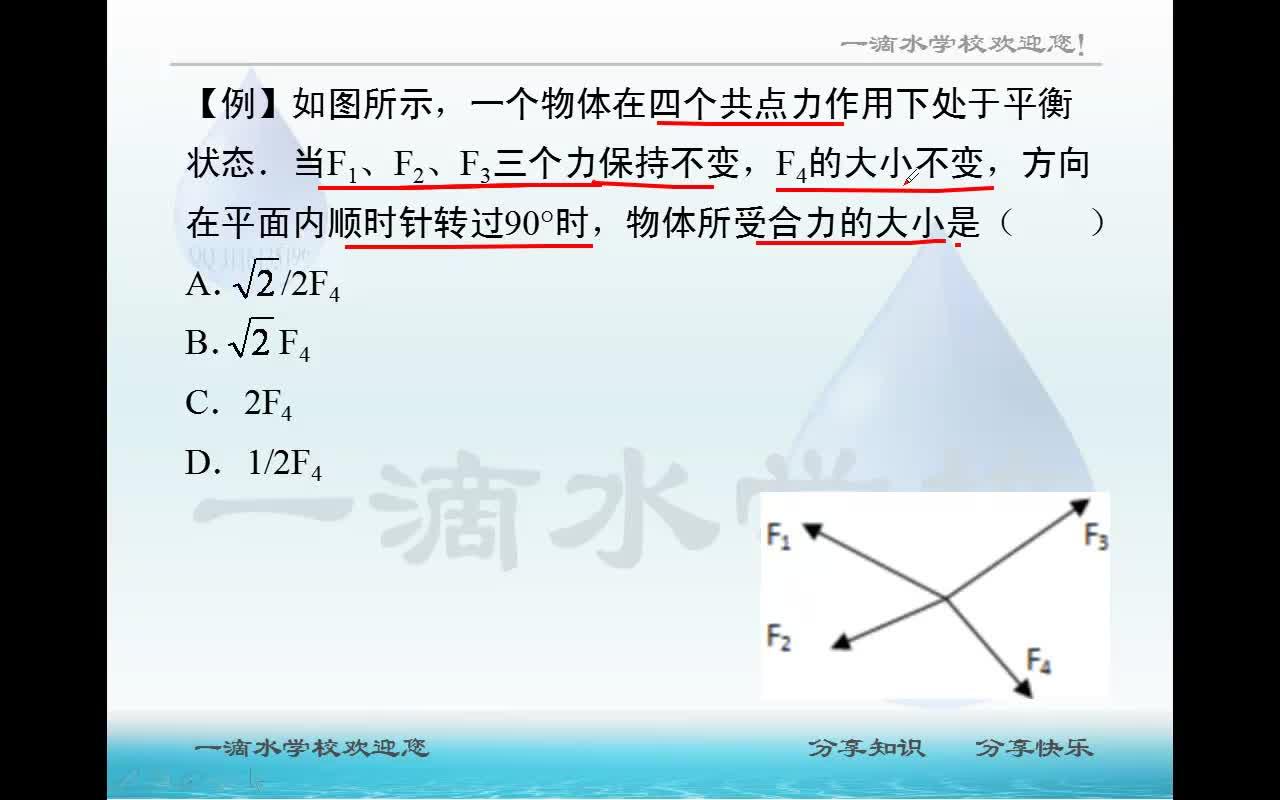 1、适合对象:适于高三一轮复习,或者基础较好的高一高二学生强化提升。 2、课程内容:直线运动、力、牛顿定理,曲线运动、万有引力,机械能守恒。 3、课程特色:知识系统梳理,经典题型归纳,口诀秒杀高考真题,提分快!!! [来自e网通客户端]