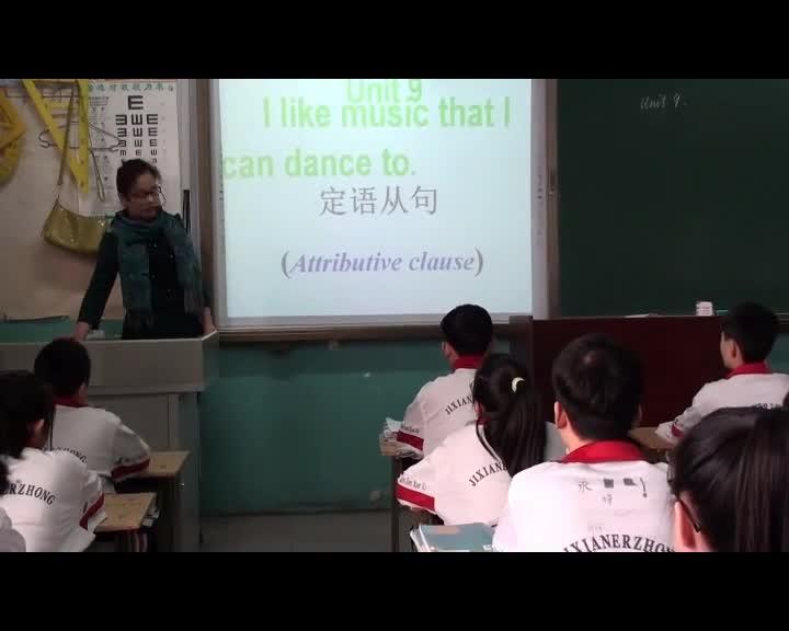 外研版 九年级英语: Unit 9 I Like music that I can dance tu. Section A(1a--1c)-视频公开课 外研版 九年级英语: Unit 9 I Like music that I can dance tu. Section A(1a--1c)-视频公开课 外研版 九年级英语: Unit 9 I Like music that I can dance tu. Section A(1a--1c)-视频公开课 [来自e网通客户端]