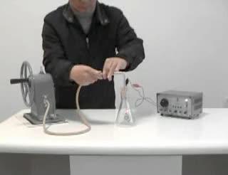 九年级物理:真空不能传声-视频素材