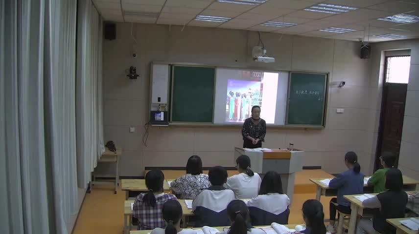 人教版 八年级语文 第六单元 第22课 生于忧患死于安乐-视频公开课