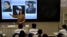 新疆乌鲁木齐一中:人教版 高一英语必修四 Unit 1 Women of Achievement- 马慧 -视频公开课