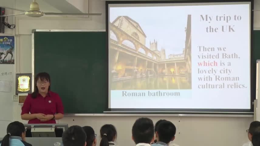 广西大学附中:闭绿(高一语法课)人教版 高一英语必修二:Book 2 Unit 1 Cultural relics-视频公开课