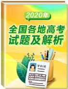 2020年全国各地高考真题解析