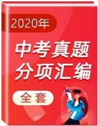 2020年中考真題分項彙編