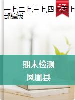 【真题】湖南省湘西土家族苗族自治州凤凰县语文一-六年级第一学期期末检测 2020-2021学年(人教部编版,答案不全)