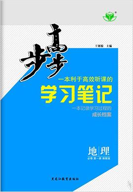 (课件)2020-2021学年高一新教材地理必修第一册【步步高】学习笔记(湘教版)