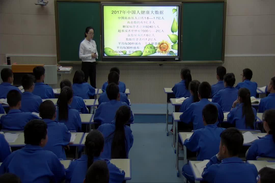 苏教版 高二体育与健康选修五 4.1:生活方式与健康-视频公开课