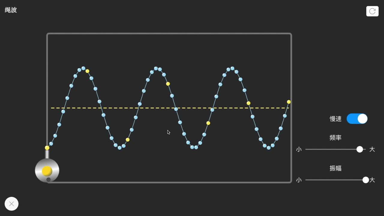 【限时折扣】12.1 绳波-【火花学院】人教版选修3-4高二物理