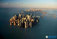 组图:受海平面上升威胁的八大景观和场所