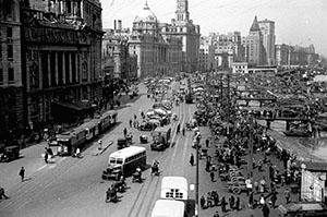 1937年的老上海