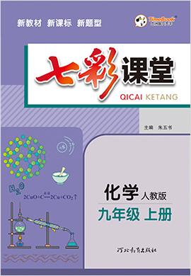 2020-2021学年九年级化学初三上册【七彩课堂】同步教学课件(人教版)
