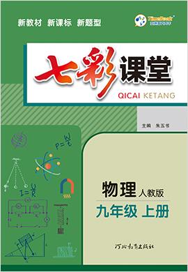 2020-2021学年九年级物理初三上册【七彩课堂】同步教学课件(人教版)