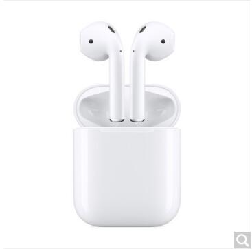 Apple AirPods 配充電盒 Apple藍牙耳機 適用iPhoneiPadApple Watch