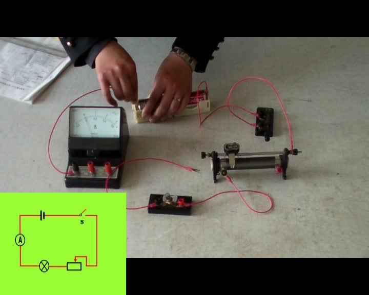 初中物理实验操作视频:  设计调光台灯的原理电路  mpg