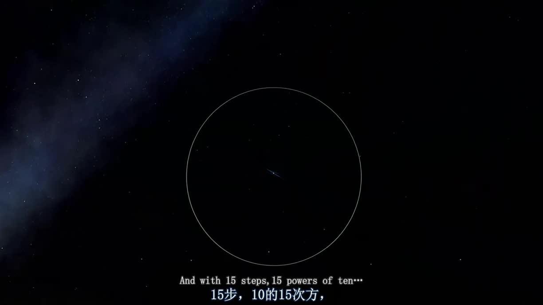 高中地理视频素材 地球在宇宙中的位置
