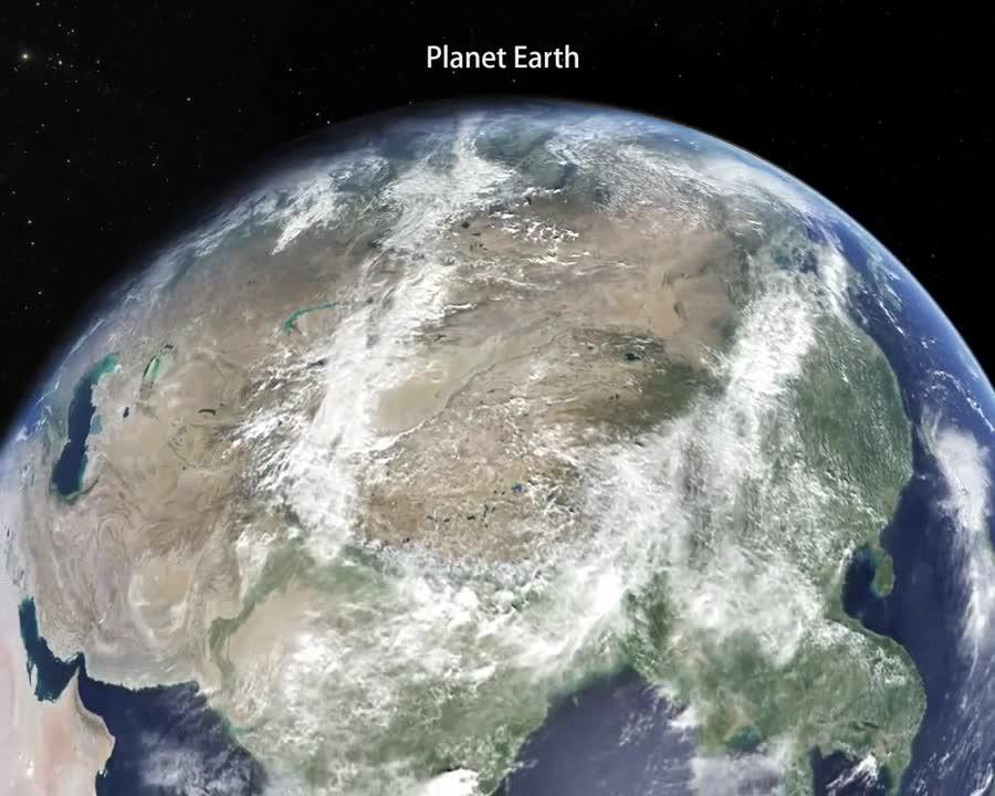 高中地理视频素材  已知的宇宙--The.Known.Universe