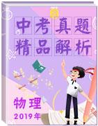 【真題解析】全國2019年中考物理真題精品解析(精編word版)