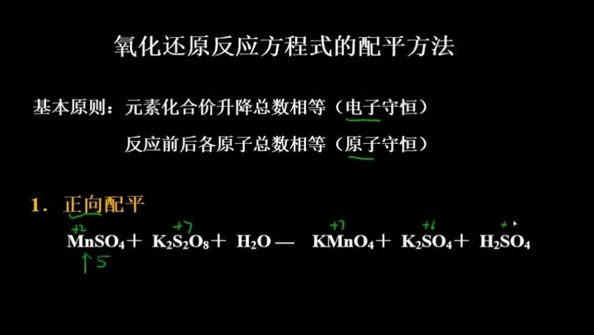 """(一)配平的基本原则  在氧化还原反应中,从现象看是元素化合价升降总数相等,从本质看是电子得失总数相等。对离子方程式进行配平时,除满足上述要求外,还要注意电荷守恒。  1.""""一般""""配平原则    2.""""缺项""""配平原则  对于反应方程式,所缺物质往往是酸、碱或水、补项的原则 [来自e网通客户端]"""