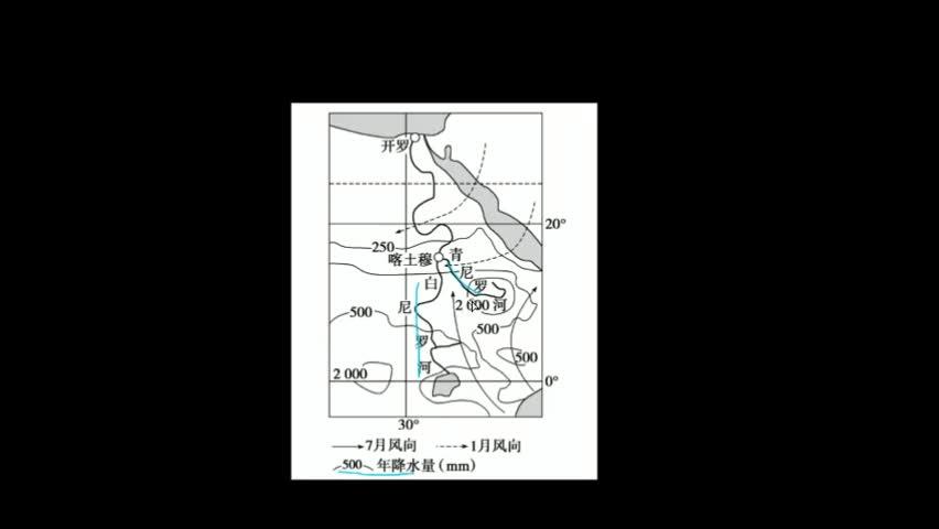 尼罗河,全长6600多千米,是世界第一长河。发源于东非高原,注入地中海。图中水库D_______水库和E_______大坝。  2.埃及的主要人文地理特征  (1)经济支柱:石油、运河收入、侨汇和旅游是主要的经济支柱。  (2)典型的灌溉农业:主要分布于尼罗河沿岸及三角洲地区,是世界三大长绒棉产区之一。  (3)主要城市:图中G_______是阿拉伯国家人口最多的城市,F_______是重要的海港。 [来自e网通客户端]