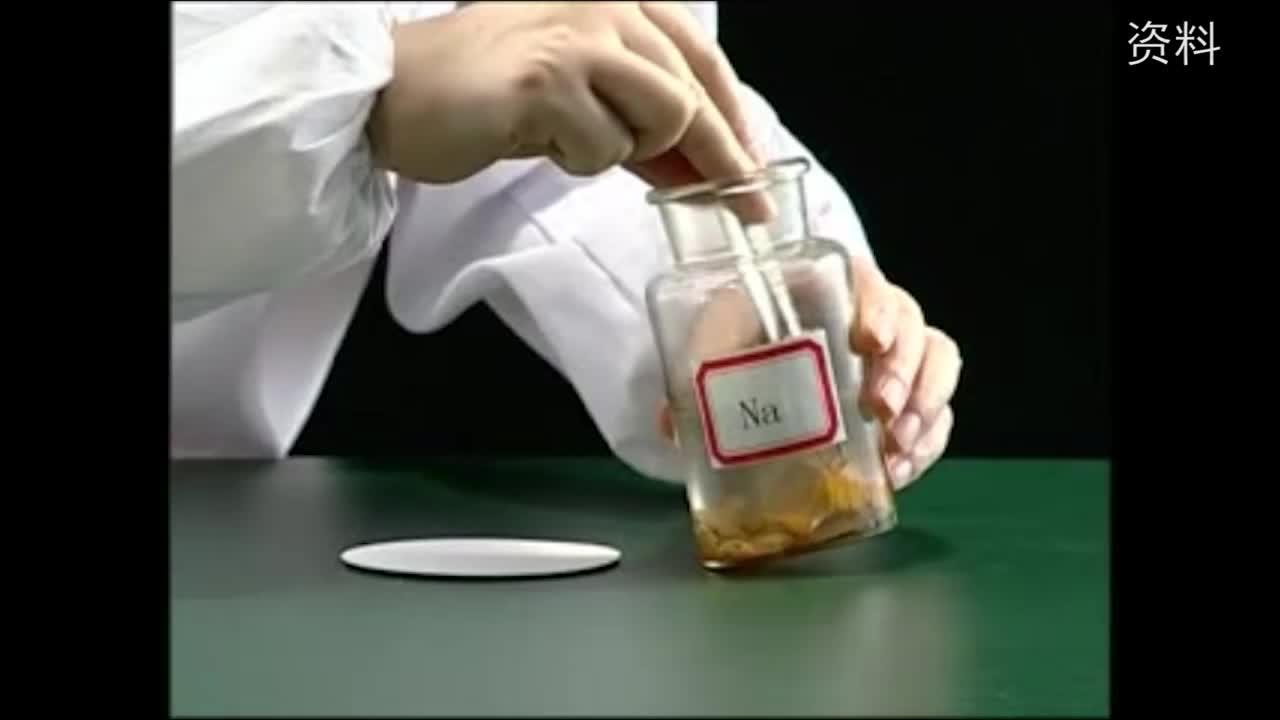 2.1 钠及其化合物(1)-高中化学必修1(新教材同步)
