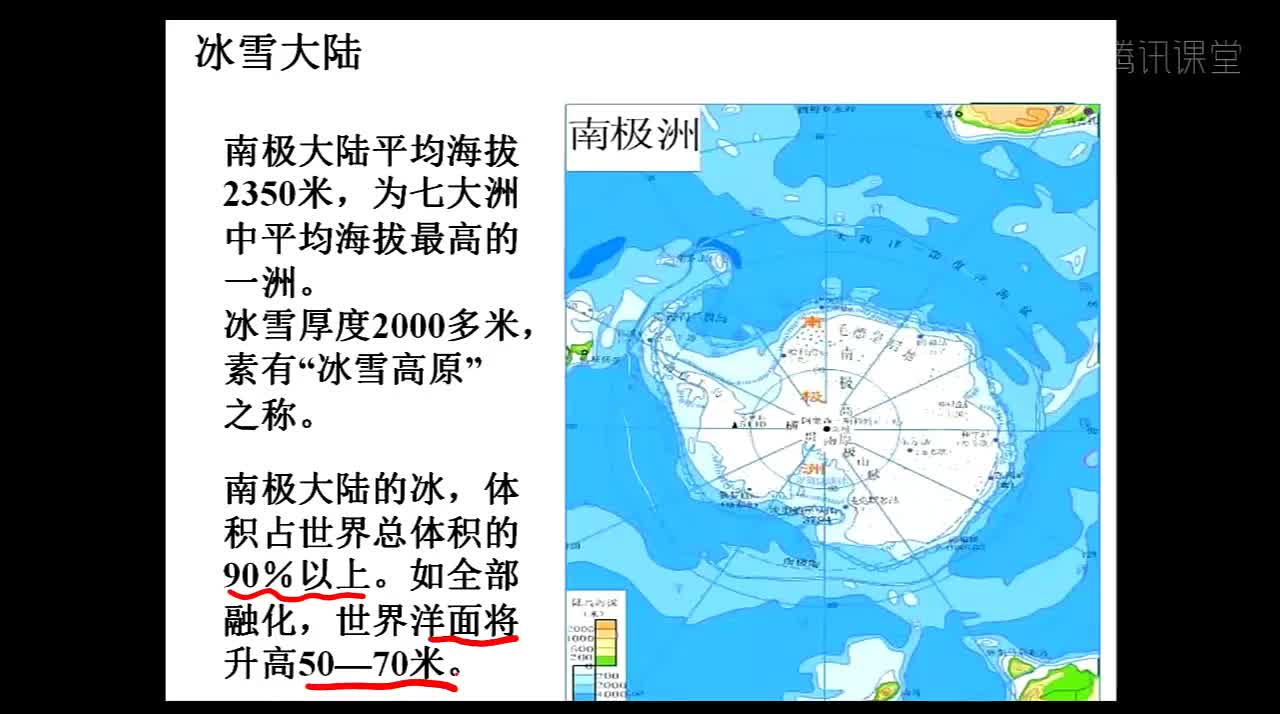 高考区域地理复习 视频-南极洲及中国地理概况                              高考区域地理复习 视频-南极洲及中国地理概况