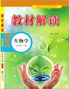 2018-2019学年七年级下学期生物教材解读(北师大版)