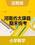 河南省周口市太康县数学一-六年级下学期期末考试 2020-2021学年
