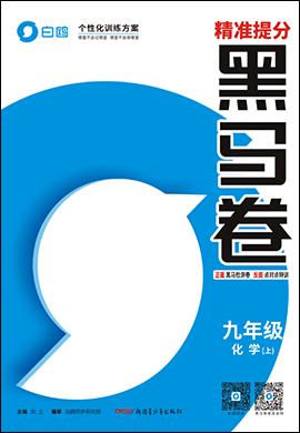 【白鸥同步】2020-2021学年九年级上册化学精准提分《黑马卷》(人教版)
