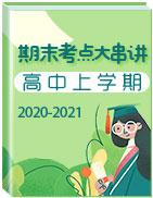 2020-2021學年高中上學期期末考點大串講