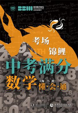 【考场锦鲤】中考数学专题精讲配套PDF