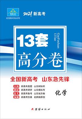 【培优限时练】2021年新高考化学高分卷13套