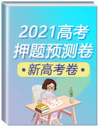 2021年高考英语押题预测卷(新高考卷)