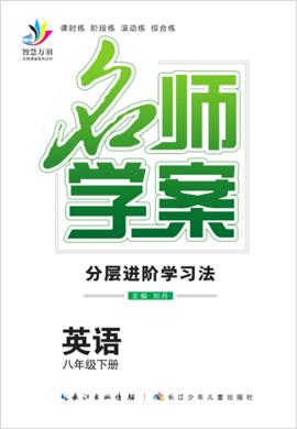 2020-2021学年八年级下册初二英语【名师学案】人教版(书稿)
