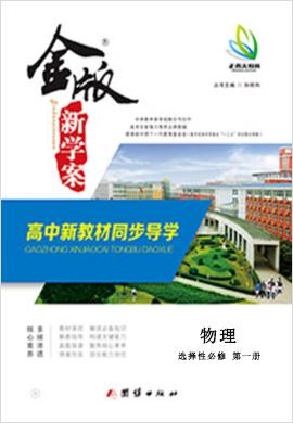 2021-2022学年新教材高中物理选择性必修第一册【金版新学案】同步导学(鲁科版)课件PPT