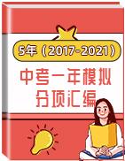 5年(2017-2021)中考1年模拟分项汇编