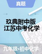 【玖典附中版】2020年江苏省中考化学真题详解