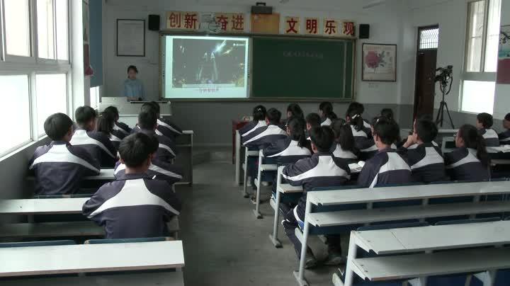 鲁教版 九年级道德与法治下册 第19课《走进世界文化百花园》-视频公开课