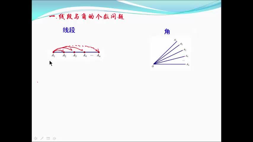 新疆兵团二中2019年人教版 七年级(上)数学 第4章 线段与角的共性