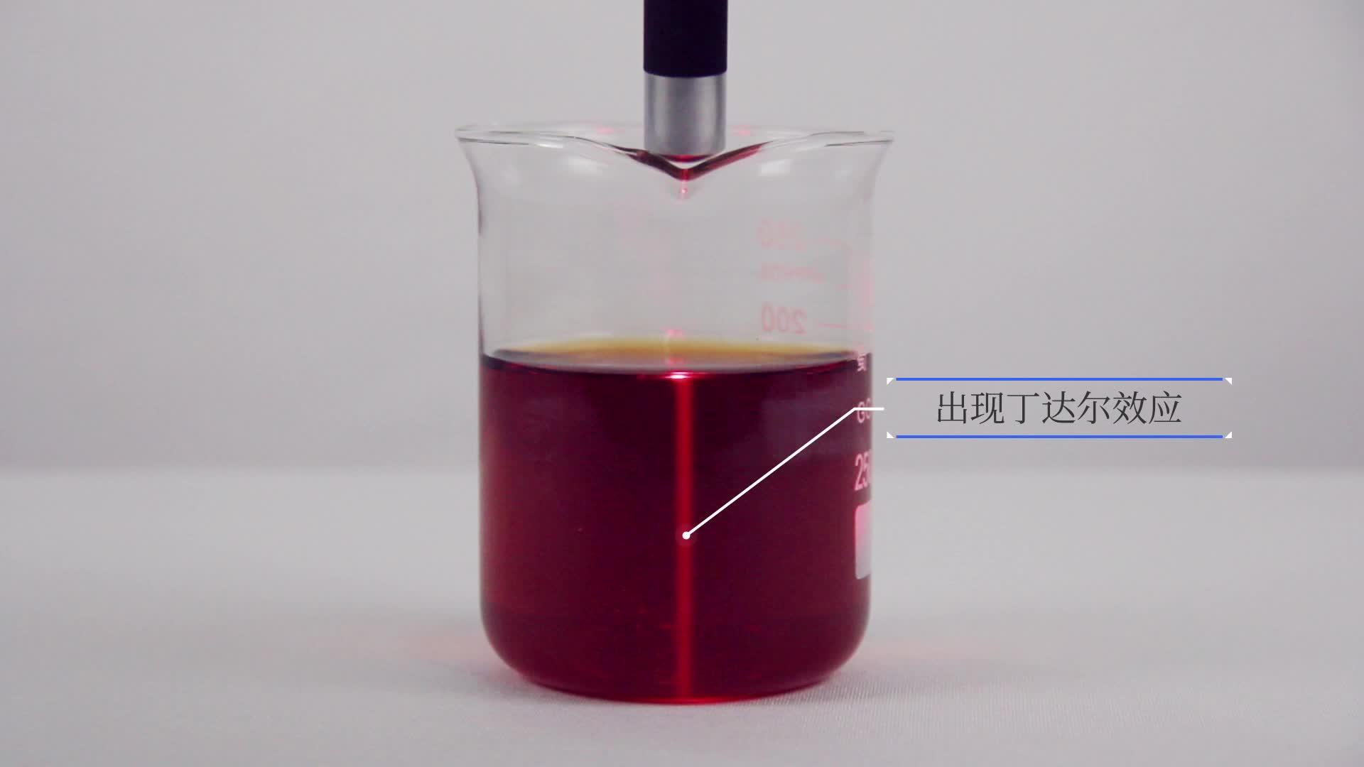 2.1 胶体的制备-【火花学院】人教版必修一高一化学 胶体分散系 第二章 化学物质及其变化 第一节 物质的分类 [来自e网通客户端]
