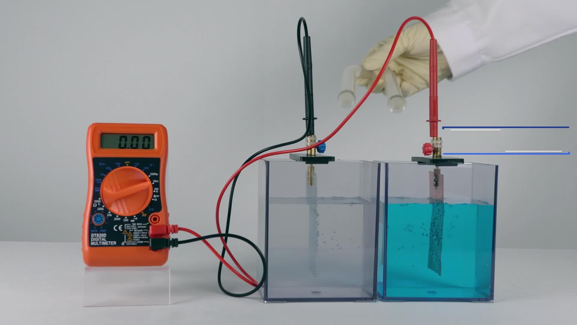 2.2 锌铜双液原电池-【火花学院】人教版必修二高二化学 第二章 化学反应与能量 第二节 化学能与电能 [来自e网通客户端]