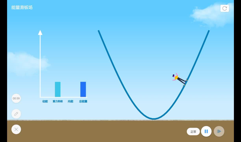 【限时折扣】11.4 能量滑板场-【火花学院】人教版八年级物理下册